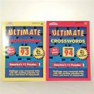 "Ultimate Crossword 8"" x 11"" Book 112 Pages"