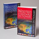 Webster Digest English Dictionary and Thesaurus