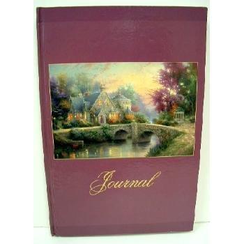 Kinkade's Lamplight Manor journal