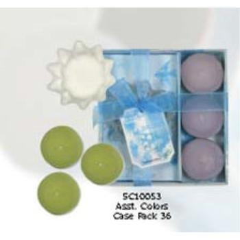 Wholesale Tealight Gift Set