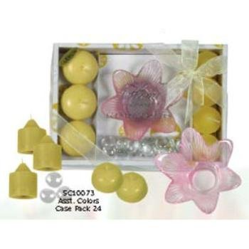 Wholesale Votive Gift Set