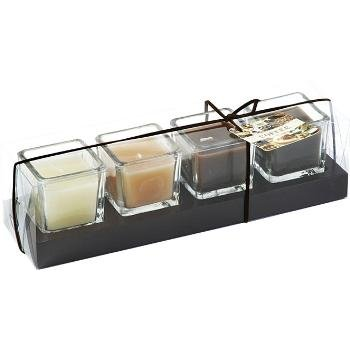 Wholesale Coffee Scented Candles in Holder