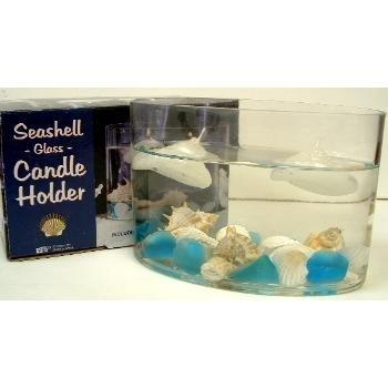 Wholesale Seashell Floating Candle Holder