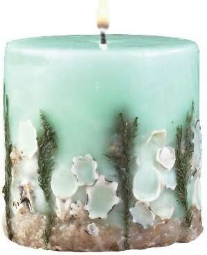 Wholesale Seashell Scented Candles