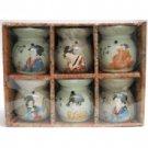 Wholesale FengShui Oil Burner Gift Set- 6 Pack