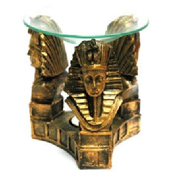 Wholesale Polyresin Egyptian Mask Oil Burner