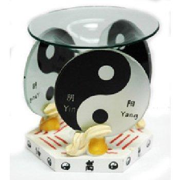 Wholesale Polyresin Yin/Yang Oil Burner