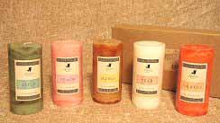 Wholesale Fruit Scented Candle