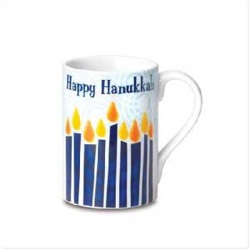 Wholesale Happy Hanukkah 12 Oz Mug