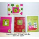 Wholesale Assorted 2-Pack Holiday Greeting Cards