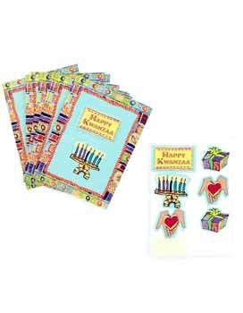 Wholesale Kwanzaa Note Cards