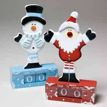 Wholesale Christmas Countdown Calendar