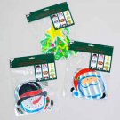 Wholesale Christmas Holographic 3 Tier Hanging Decor