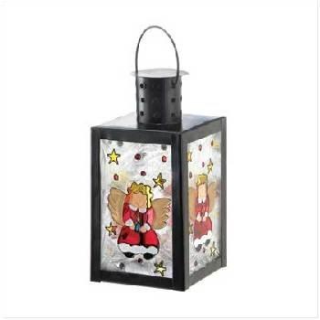 Wholesale Angel Candle Lantern