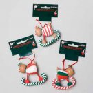 Wholesale Clay Reindeer Rocker Ornaments