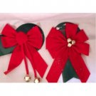 NEW! Wholesale Velvet Wreath Bow Assortment