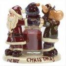 Wholesale Santa and Reindeer Oil warmer