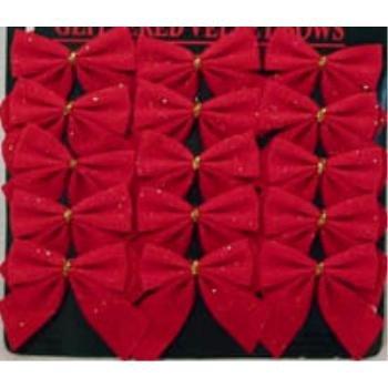 NEW! Wholesale Velvet Bows - 15pc set