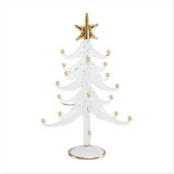 Wholesale Christmas Tree Crystal Figurine