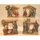 Wholesale Nativity Scene - 4 Assorted
