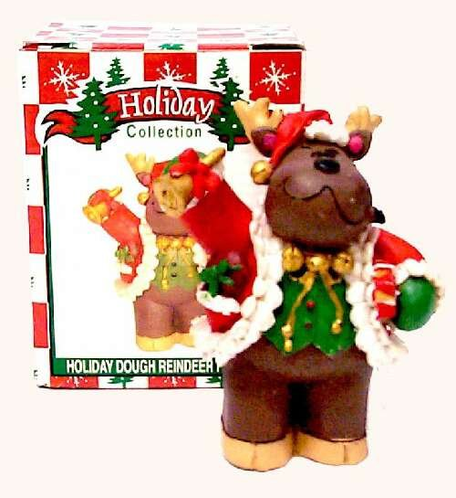 Wholesale Christmas Reindeer Figurines