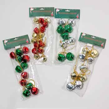 Wholesale Jingle Bell Garland