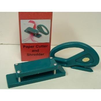 Wholesale Paper Cutter & Ribbon Shredder