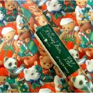 Wholesale Christmas Gift Wrap-Teddy Bears