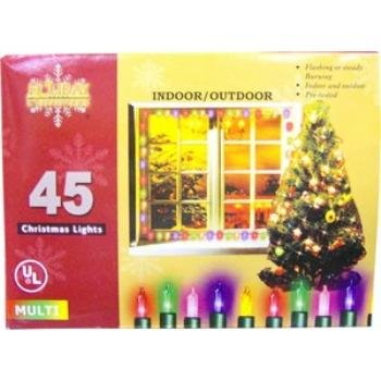 Wholesale Multicolor Christmas Lights..HOT SELLER!!