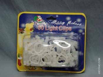 Wholesale 50 Pack Light Clips