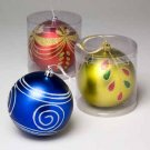 Wholesale Hand Glittered Christmas Ornaments HOT SELLER