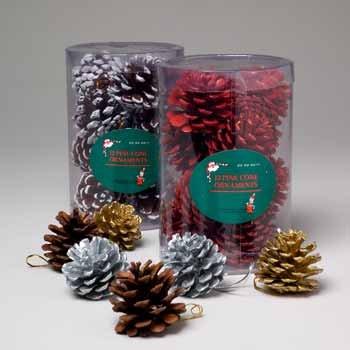 Wholesale Pine Cone Ornaments
