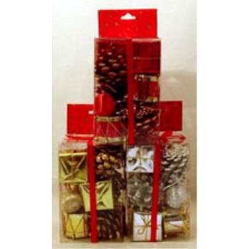 NEW! Wholesale Boxed Ornament Assortment