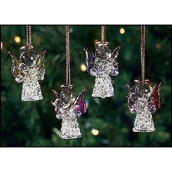 Wholesale Angel with Dove Ornament