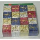 NEW! Wholesale Christmas Present Ornaments 16 pack