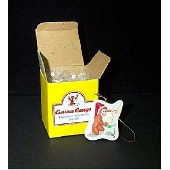 NEW! Wholesale Curious George Ornament