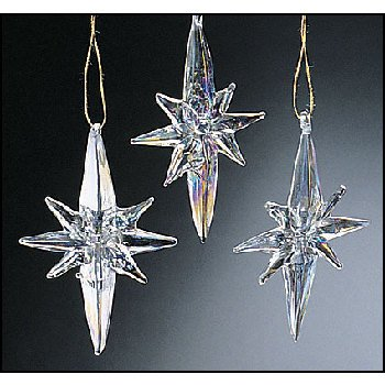 Wholesale Ornament:Eight Point Star