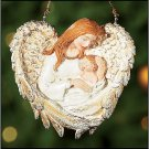 Wholesale Ornament: Angel With Baby Jesus