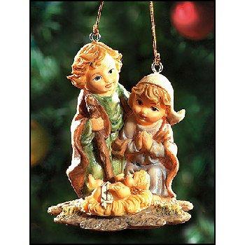 Wholesale Ornament: Nativity