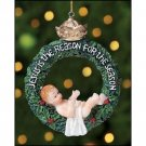 Wholesale Jesus is the Reason for the Season Ornament