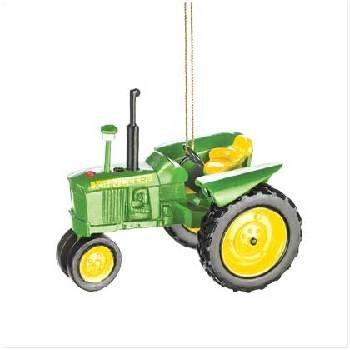 Wholesale John Deere Tractor Ornament