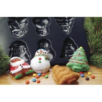 Wholesale Holiday Mini Cakes Baking Tin