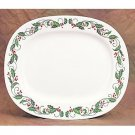"NEW! Wholesale 14"" Garland Design Melamine Platter"