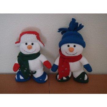 """Wholesale 7.5"""" 2 Asst. Style Snowman"""