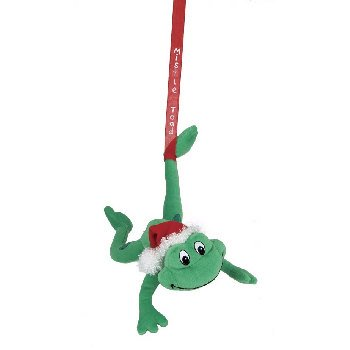"Wholesale 6"" Hanging Mistle Toad"