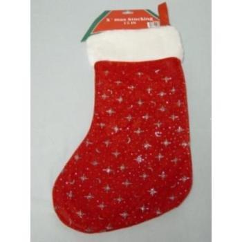 """NEW! Wholesale 15"""" Velvet Christmas Stocking"""