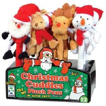 Wholesale Christmas Cuddles Pens  HOT SELLER