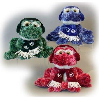 Wholesale Christmas Frog