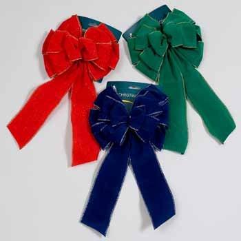 Wholesale Velvet Wreath Bow