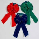 Wholesale Velvet Wreath Bow